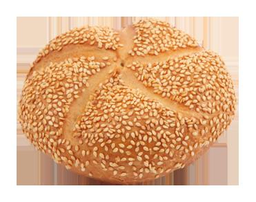 Sesamsemmel von der Bäckerei Aste